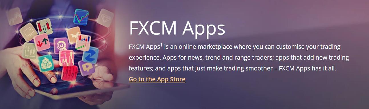 FXCM-Apps