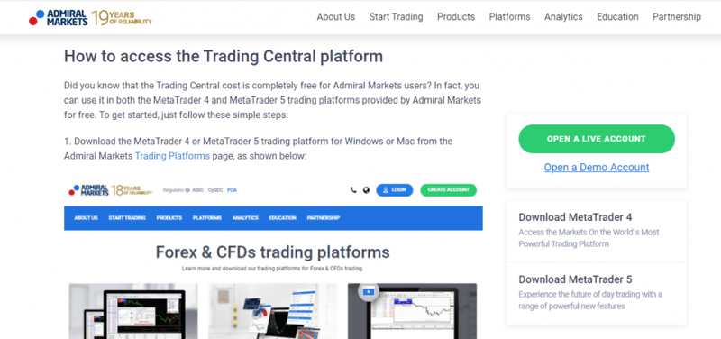 Admiral-Markets-Trading
