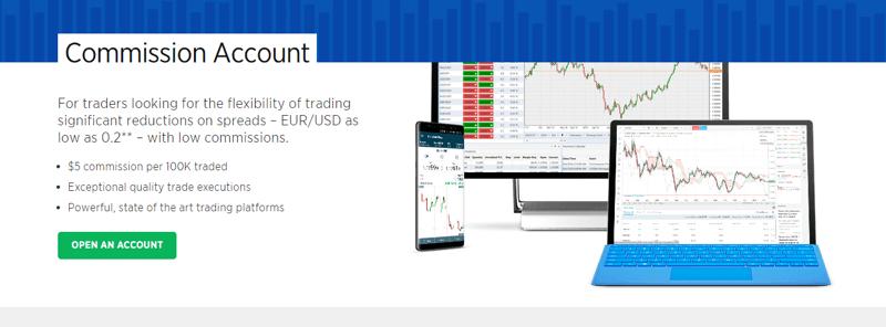 Forex.com-Commission-Account