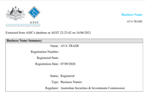 ASIC Regulation